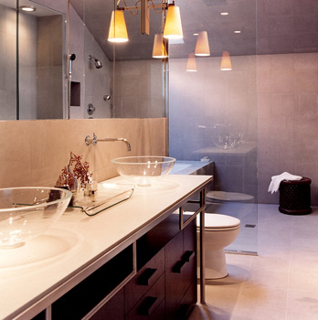 Chicago Interior Designer, Custom Bathroom Design, Bath Remodel, Custom  Cabinets