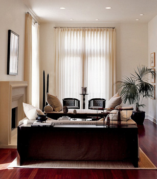 Residential Interior Designer Living Room Design Chicago Custom Furniture